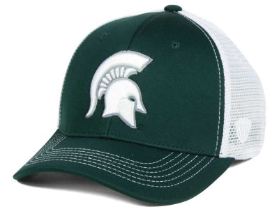 buy online 2df3b 10974 ... ireland michigan state spartans top of the world ncaa ranger adjustable  cap a0d9c 4964c