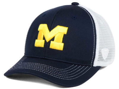 Michigan Wolverines Top of the World NCAA Ranger Adjustable Cap