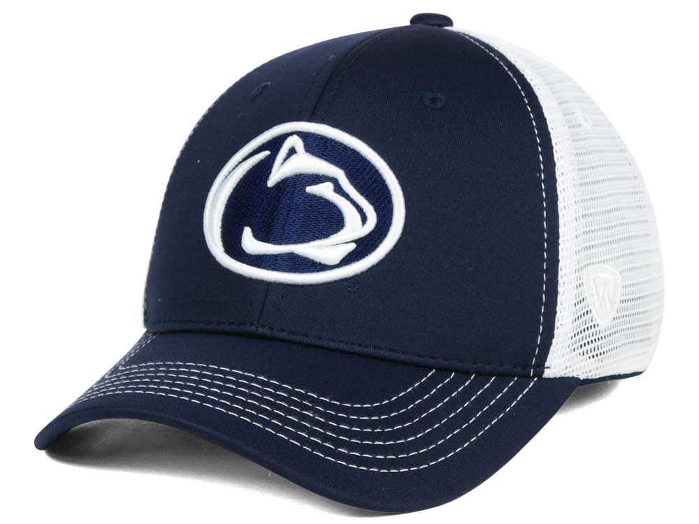 35e7441161eb1 ... denmark penn state nittany lions top of the world ncaa ranger  adjustable cap 7fbe7 0a38d