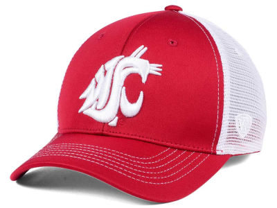 Washington State Cougars Top of the World NCAA Ranger Adjustable Cap