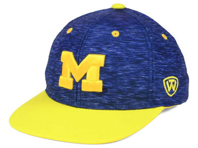 wholesale dealer 7b40a 94ad5 ... top quality michigan wolverines top of the world ncaa kids energy 2tone  snapback cap 4206c 2a6db