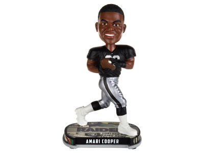 Oakland Raiders Amari Cooper Forever Collectibles Headline Bobblehead