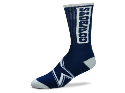 Dallas Cowboys For Bare Feet Crush Socks