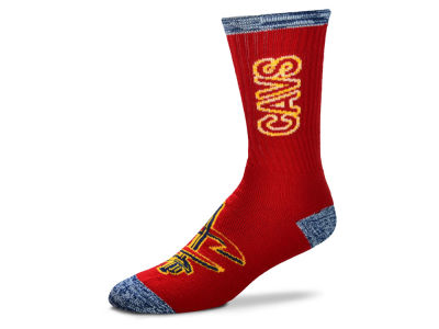 Cleveland Cavaliers For Bare Feet Crush Socks