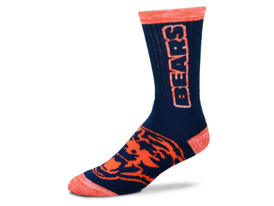 Chicago Bears For Bare Feet Crush Socks