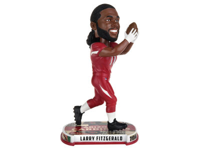 Arizona Cardinals Larry Fitzgerald Forever Collectibles Headline Bobblehead