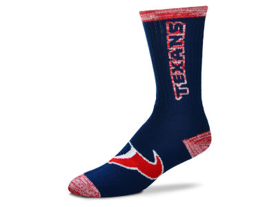 Houston Texans For Bare Feet Crush Socks