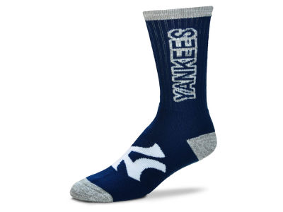 New York Yankees For Bare Feet Crush Socks
