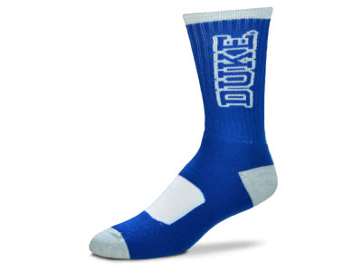 Duke Blue Devils For Bare Feet Crush Socks