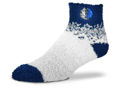 Dallas Mavericks For Bare Feet Marquee Sleep Soft Socks
