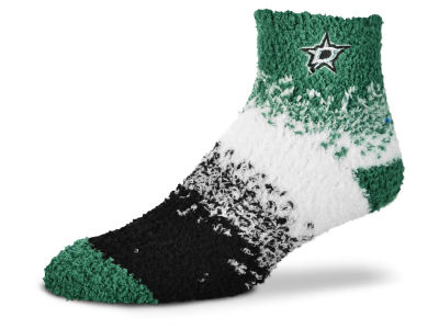 Dallas Stars For Bare Feet Marquee Sleep Soft Socks