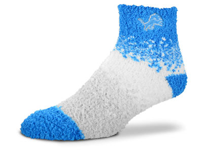 Detroit Lions For Bare Feet Marquee Sleep Soft Socks