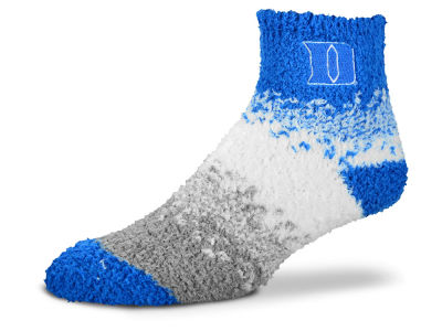 Duke Blue Devils For Bare Feet Marquee Sleep Soft Socks