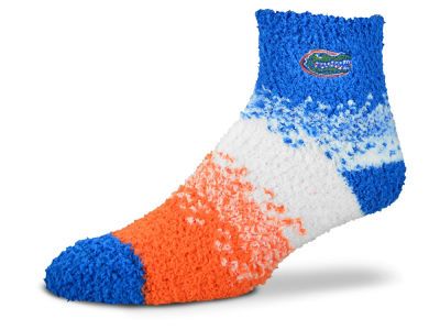 Florida Gators For Bare Feet Marquee Sleep Soft Socks