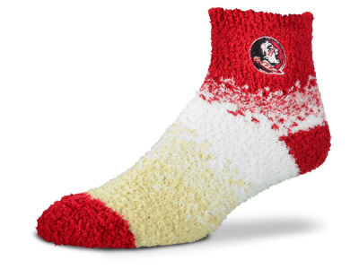 Florida State Seminoles For Bare Feet Marquee Sleep Soft Socks