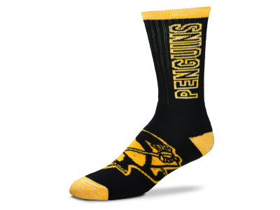 Pittsburgh Penguins For Bare Feet Crush Socks