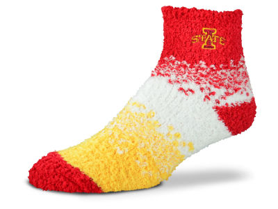 Iowa State Cyclones For Bare Feet Marquee Sleep Soft Socks