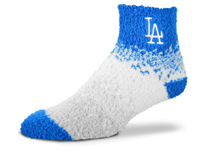 Los Angeles Dodgers For Bare Feet Marquee Sleep Soft Socks