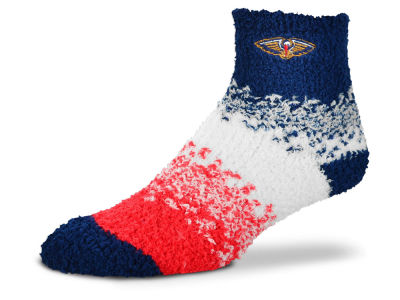 New Orleans Pelicans For Bare Feet Marquee Sleep Soft Socks