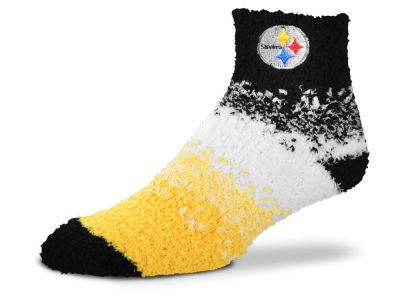 Pittsburgh Steelers For Bare Feet Marquee Sleep Soft Socks