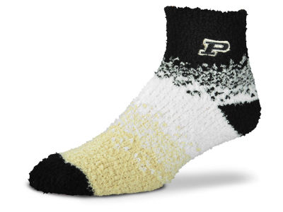 Purdue Boilermakers For Bare Feet Marquee Sleep Soft Socks