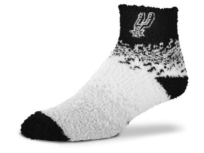 San Antonio Spurs For Bare Feet Marquee Sleep Soft Socks