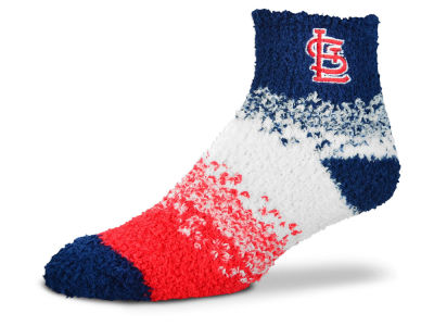 St. Louis Cardinals For Bare Feet Marquee Sleep Soft Socks