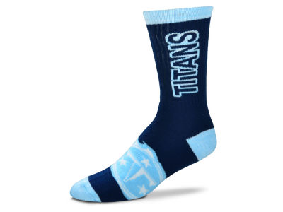 Tennessee Titans For Bare Feet Crush Socks