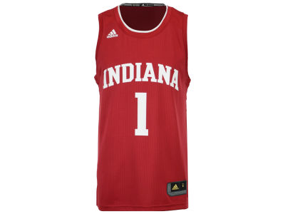 Indiana Hoosiers adidas NCAA Men's March Madness Replica Team Jersey
