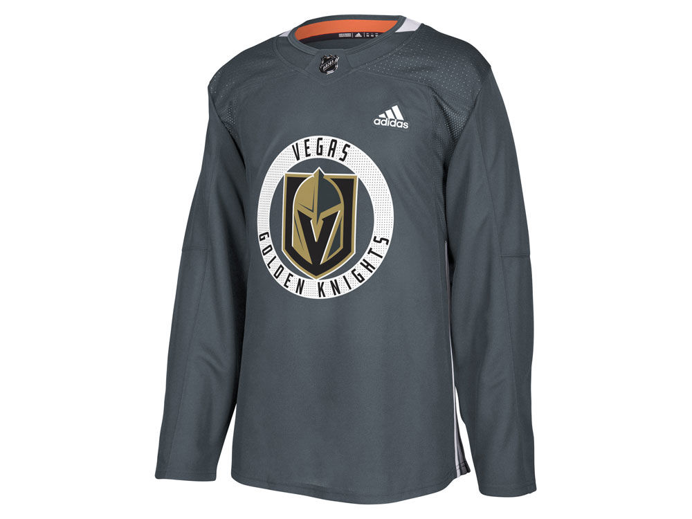 Vegas Golden Knights adidas NHL Men s adizero Authentic Practice Pro Jersey   c4c96c3fb
