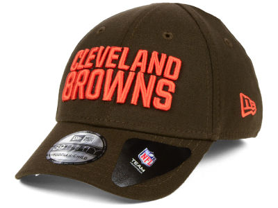 Cleveland Browns New Era NFL JR Team Classic 39THIRTY Cap