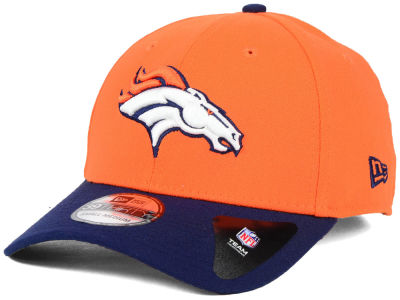 Denver Broncos New Era NFL JR Team Classic 39THIRTY Cap