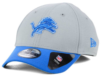 Detroit Lions New Era NFL JR Team Classic 39THIRTY Cap