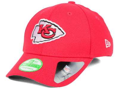 Kansas City Chiefs New Era NFL JR Team Classic 39THIRTY Cap