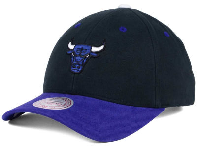 Chicago Bulls Mitchell & Ness NBA Royal Hook Up Flex Cap