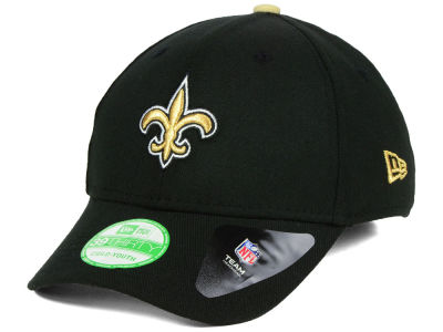 New Orleans Saints New Era NFL JR Team Classic 39THIRTY Cap