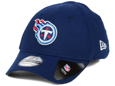 Tennessee Titans New Era NFL JR Team Classic 39THIRTY Cap