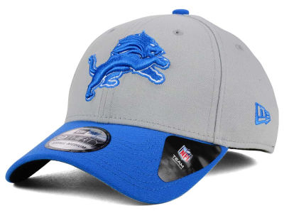 Detroit Lions New Era NFL New Team Classic 39THIRTY Cap