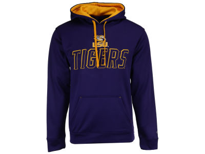 LSU Tigers Champion NCAA Men's T-Formation Poly Hoodie