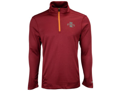 Iowa State Cyclones Champion NCAA Men's Victory Quarter Zip Pullover