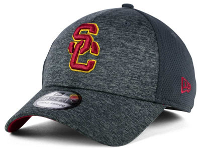 USC Trojans New Era NCAA Shadowed Team 39THIRTY Cap