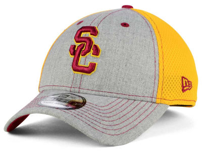 USC Trojans DCM NCAA Heathered Neo 39THIRTY Cap