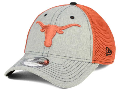 Texas Longhorns DCM NCAA Heathered Neo 39THIRTY Cap