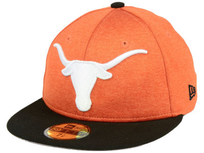 Texas Longhorns DCM NCAA Heather Huge 59FIFTY Cap