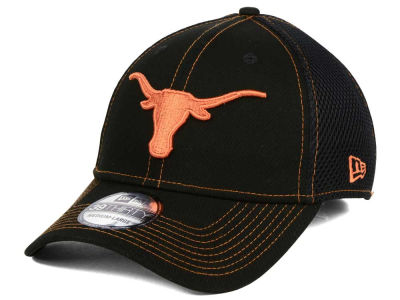 Texas Longhorns DCM NCAA Stock Stitch Neo 39THIRTY Cap