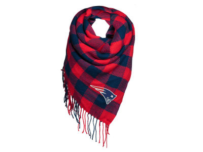 New England Patriots Forever Collectibles Blanket Scarf
