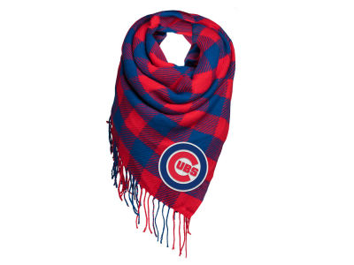 Chicago Cubs Forever Collectibles Blanket Scarf