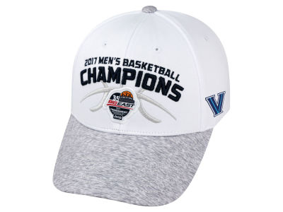 Villanova Wildcats Top of the World 2017 NCAA Big East Tourney Champ Cap