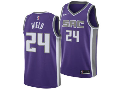 Sacramento Kings Buddy Hield Nike NBA Men's Icon Swingman Jersey