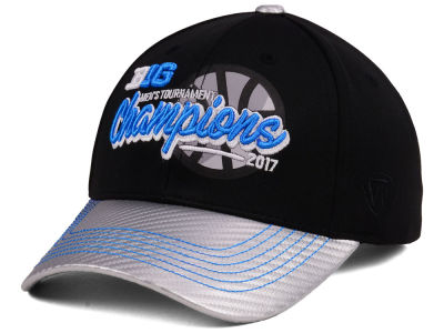 Michigan Wolverines Top of the World NCAA 2017 Big 10 Tourney Champ Cap